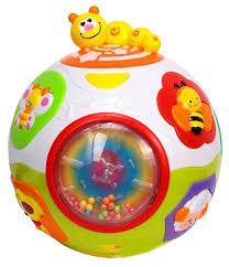 Купить Интерактивная <b>развивающая игрушка Huile</b> Plastic Toys ...