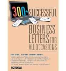 Business Communication Letters Pdf Free 300 Successful Business Letters For All Occasions Download