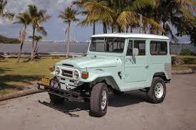 For Sale - 1968 Toyota Land Cruiser FJ40 4-Speed Sea Foam Green in ...