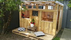 diy wooden playhouse lovely 17 new diy outdoor playhouse ideas