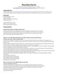 Target Resume. Porschia Harris 680 W Sam Houston Pkwy S #1834 Houston, TX  77042 Pharri88@ ...