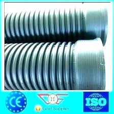 corrugated drain pipe ed 3 inch 2 perforated medium drainage with installation 4 save sock sizes