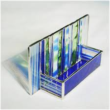 Glass Business Card Holder Fresh Shop Stained Glass Business Card