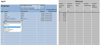 Self Employed Trades Bookkeeping Spreadsheets Tax Return Help