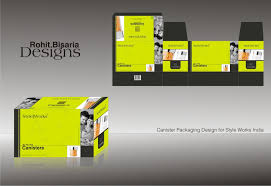 Canister Packaging Design Packaging By Rohit Bisaria 9818382054 At Coroflot Com