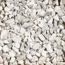 white marble stone. Delighful White Marble Chips In White Stone