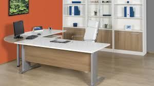 romantic decor home office. Romantic Furniture Orange Grey Color Home Office L Shaped Desk Unique In Decor