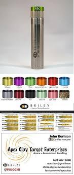 Browning Choke Tubes Chart Skeet And Trap Shooting 111292 Skeet Briley Spectrum