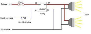 spotlight wiring diagram 5 pin relay spotlight 5 pin relay wiring diagram spotlights jodebal com on spotlight wiring diagram 5 pin relay