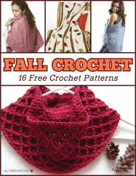 All Free Crochet Patterns Adorable Fall Crochet 48 Free Crochet Patterns EBook AllFreeCrochet