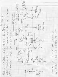 mrliung wiring diagram for new input and driver stages