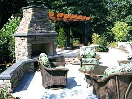 patio designs with fireplace. Patio Fireplace Ideas Outside Stylish Inspiration Charming Decoration Corner Stone Fireplaces . Designs With