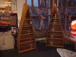 7 foot half canoe shelf