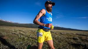 krar shown here en route to victory in leadville last saay has been nearly unstoppable since turning his focus toward ultra running in 2016