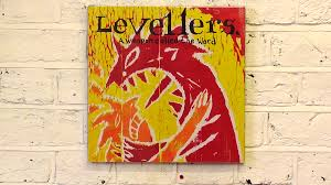Album Word Album Art A Weapon Called The Word Woodblock The Levellers