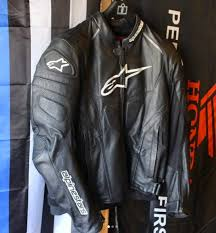 a photograph showing a perforated alpinestars jacket that uses the correct perforating pattern needed for motorcycle