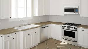 Kitchen Cabinets Ed Should You Stain Or Paint Your Kitchen Cabinets For A Change In