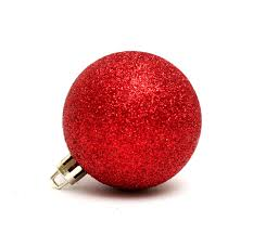 Red Christmas Ornament Decorations  XmasPinChristmas Ornament