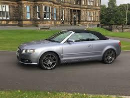 2007 Audi A4 Convertible Cabriolet 2.0 Diesel Tdi Not A3 | in ...