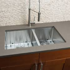 large stainless steel sink. View Larger With Large Stainless Steel Sink
