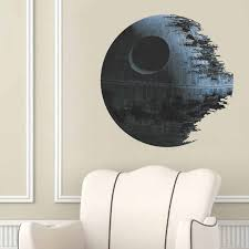 huade star war star ilrations removable sticker wall 3dhomedecor art wall sticker clone boy of