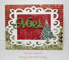 74 best Cricut Quilted Christmas images on Pinterest   Card ideas ... & Cricut cartridge A Quilted Christmas card ideas   CLOSE TO MY HEART CRICUT  ARTISTE CARTRIDGE COUNTDOWN Adamdwight.com