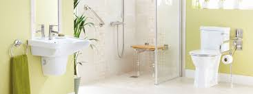 accessible bathroom design. Exellent Bathroom At More Ability We Can Help You Transform Your Adaptation Into A Stylish  And Accessible Bathroom On Accessible Bathroom Design S