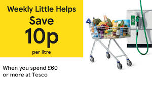 brin s biggest fuel reler helps customers save extra pennies this half term tesco plc