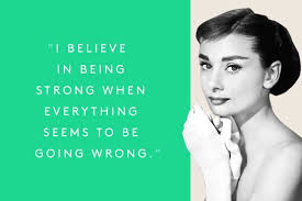 The Best Audrey Hepburn Quotes - Caviar & Cashmere