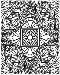 Small Picture Amazing Picture of Mosaic Coloring Page Download Print Online