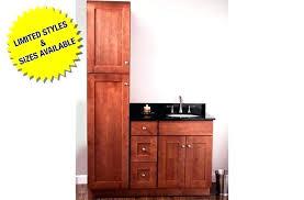 bathroom vanities usa real wood natural vanity cabinets solid made in