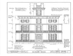 Floor Plans Of Old Homes  Home PlanHistoric Homes Floor Plans