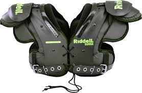Youth Hockey Shoulder Pads Size Chart Riddell Surge Youth Football Shoulder Pads