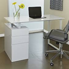 white gray solid wood office. Desk:Wooden Office Drawers White Desk With Metal Legs Home Solid Wood Gray E
