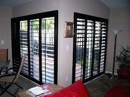shutters for sliding doors plantation shutters for sliding doors sliding shutter doors sliding glass door