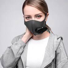 Smart Electric <b>Face Mask Air</b> Purifying <b>Anti</b> Dust <b>Pollution</b> PM2.5 ...