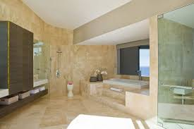Bathroom  Marble Tile Wall Shower Wall White Toilet White Sink - White marble bathroom