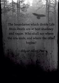 Edgar Allan Poe Life Quotes Extraordinary Edgar Allen Poe Quote Crows Darkness Wallpaper Thoughts