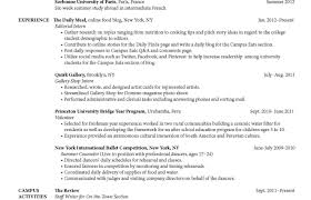 Awesome Affiliation Examples For Resumes Pictures Simple Resume