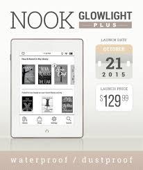 Nook Glowlight Plus Tech Specs Comparisons Pics Launch