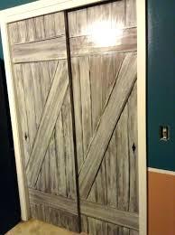 Closet Barn Doors Images Toronto Style Sliding Hardware ...