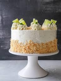 Coconut Lime Cake Completely Delicious