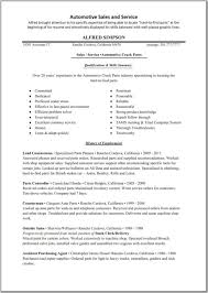 Examples Of Resumes Sample Resume Format For Uae Jobs Customer