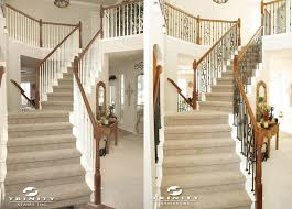 stair remodel before after 3