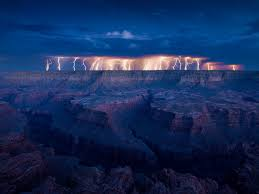 image grand canyon lightning wallpapers and stock photos