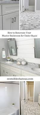 Cheapest Bathroom Remodel Best 25 Budget Bathroom Remodel Ideas On Pinterest Budget