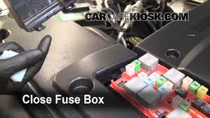 replace a fuse 2007 2016 ford expedition 2007 ford expedition 6 replace cover secure the cover and test component