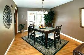 how to pick area rug size decoration dining room area rugs contemporary ideas co within from