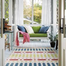 the porch furniture. Colorful Porch Nook The Porch Furniture L