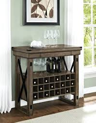 diy bar cabinet. wine glass rack under cabinet diy built in details about bar rustic grey buffet serving sideboard expandable 24 cubbies